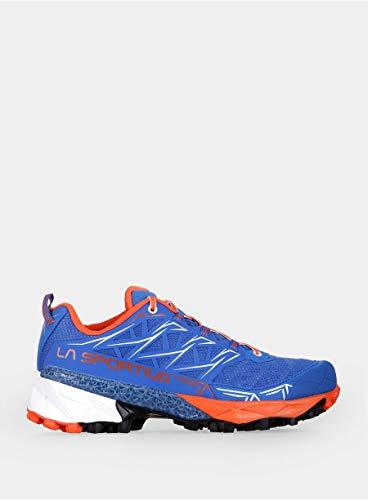 La Sportiva Akyra Woman, Zapatillas de Trail Running Unisex Adulto, (Marine Blue/Lily...