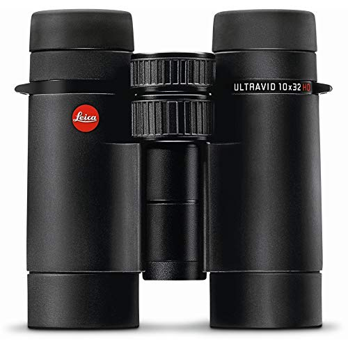 Leica 40091 Ultravid 10 x 32 HD Plus prismáticos