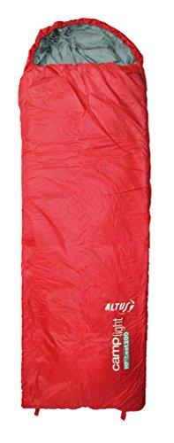 Altus Camp Light - Saco Unisex, Color Rojo, Talla única
