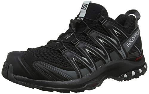 Salomon XA Pro 3D, Zapatillas de Senderismo para Hombre, Negro (Black/Magnet/Quiet Shade),...
