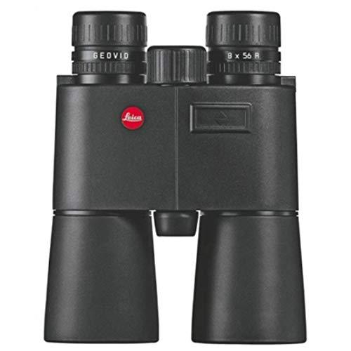 Leica - Prismáticos con telémetro Geovid 8x56 R