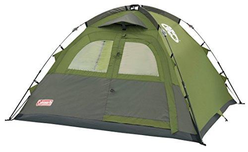 Coleman Instant Dome 3 - Tienda de campaña grí¼n - grau Talla:tamaño...