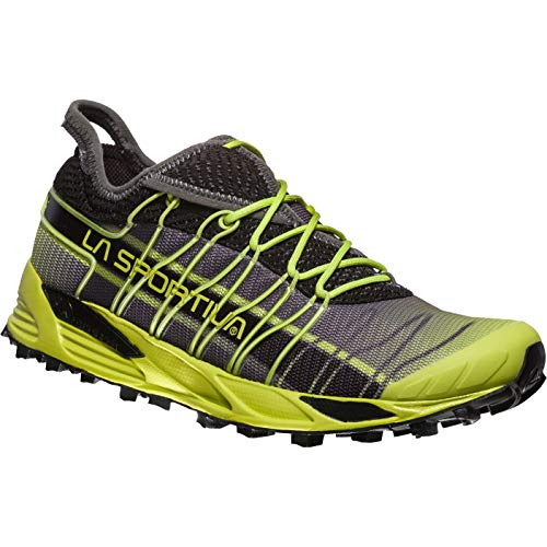 La Sportiva Mutant, Zapatillas de Trail Running para Hombre, (Apple Green/Carbon 000),...